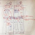 プロツールスのセンドエフェクト設定(1つのエフェクトを複数のトラックにかける設定)