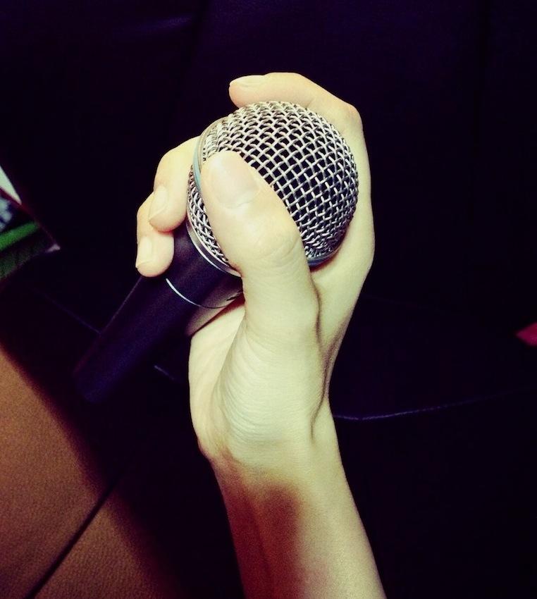 Hand Mic2