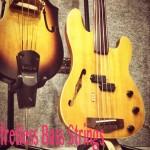 フレットレスベース弦の種類