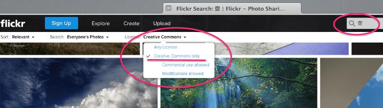 flick CC素材検索-2-2-2
