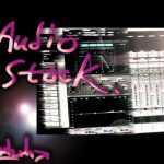 Audio Stock--