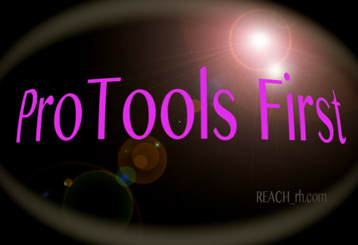 ProTools First