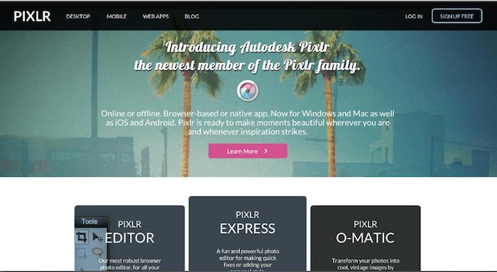 PIXLP Web ツール