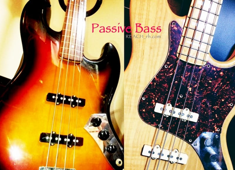 Fender Jazz Bass(Passive Bass)