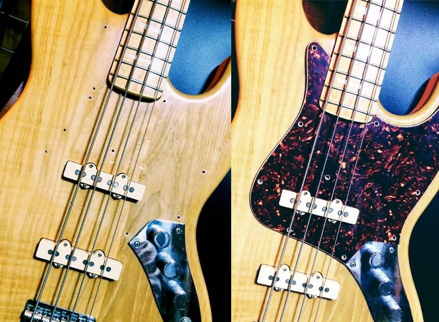 "Fender Jazz Bass ""Heavy Natural"""