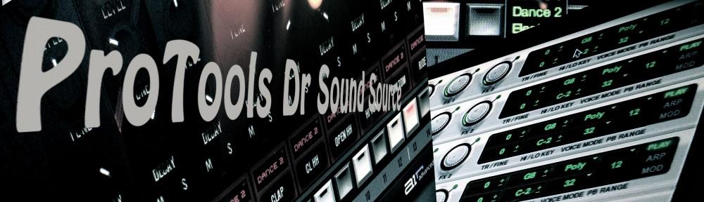 ProTools Dr Sound Source
