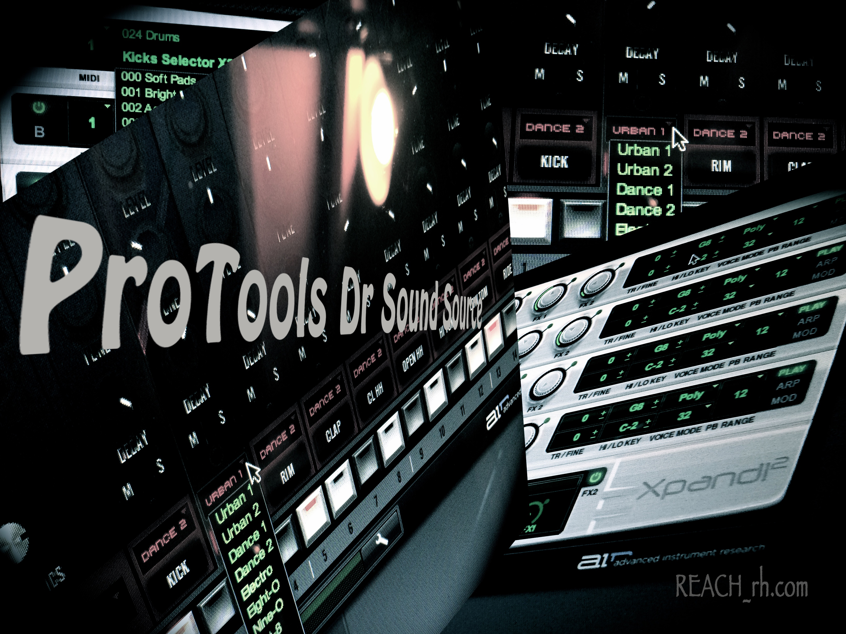 ProTools Dr Sound Source
