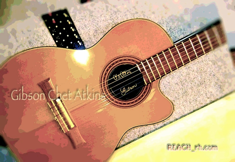 Gibson Chet Atkins_