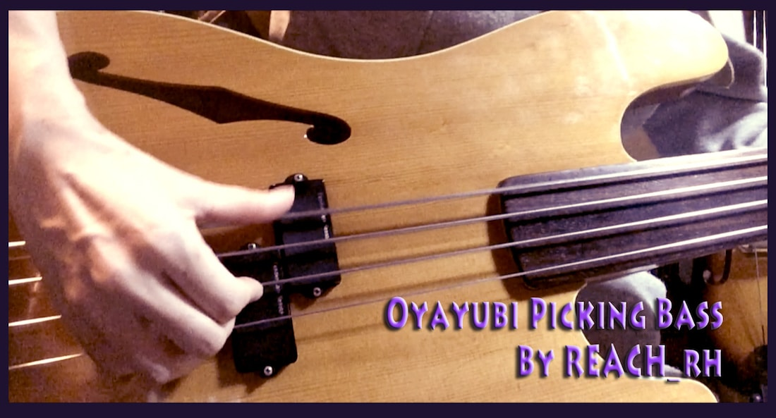 Oyayubi Picking Bass-min