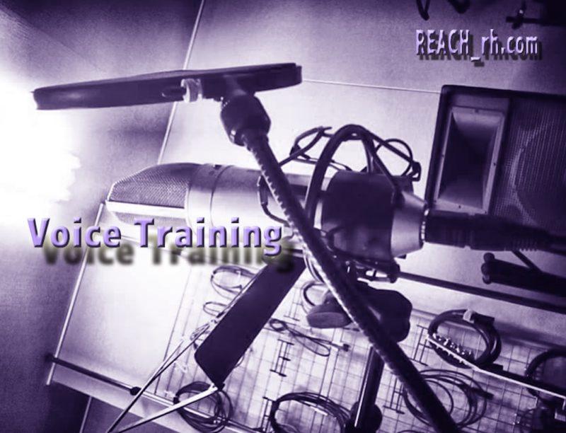 ボイストレーニング