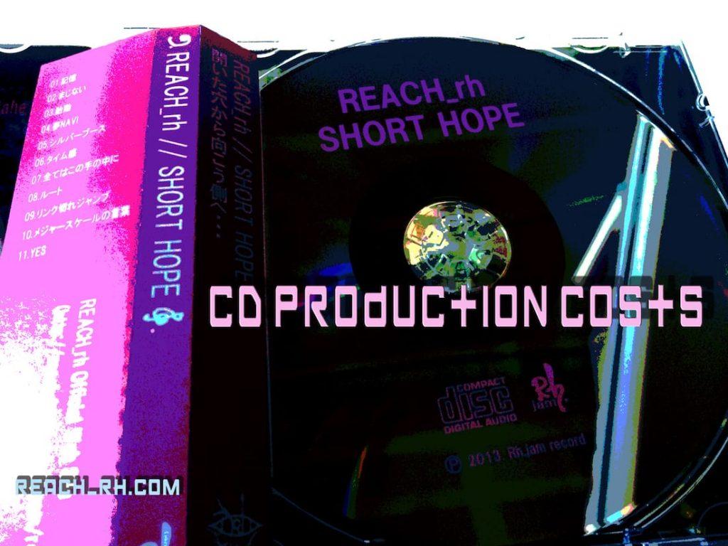 CD製作費