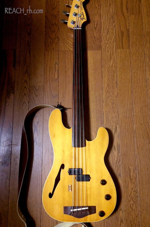 Fender PBAC-100FL 全容