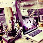 DTM・DTP部屋・作業環境