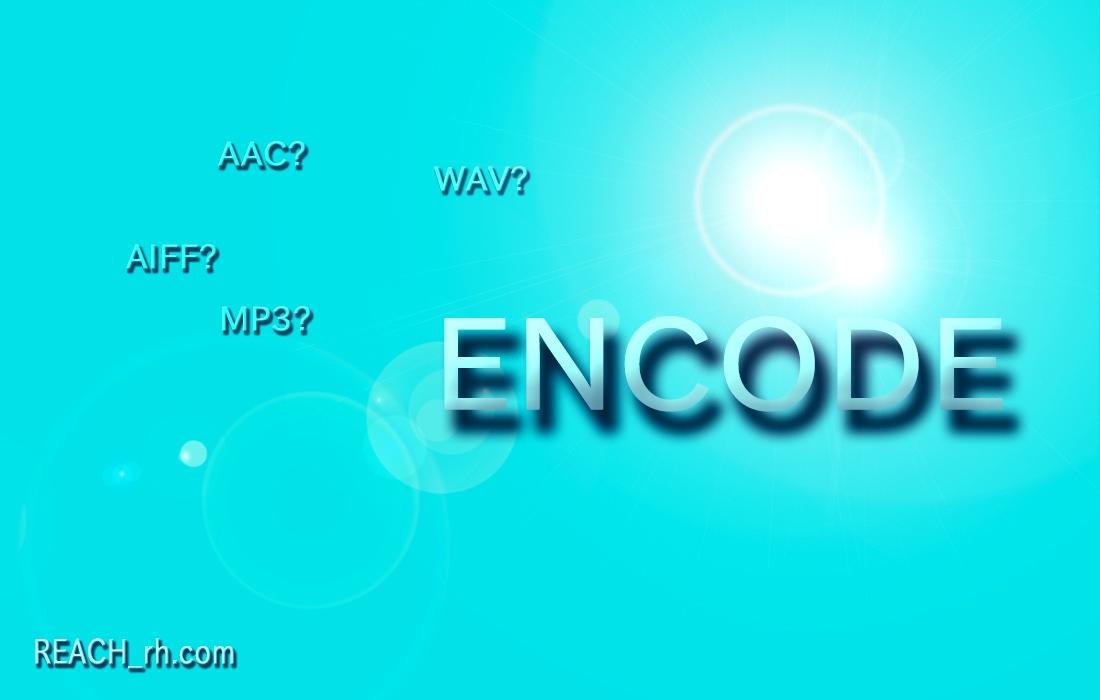 エンコード
