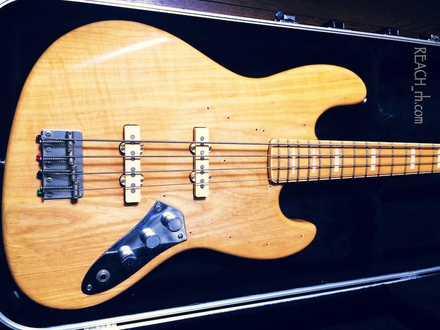 Fender Jazz Bass white ash ボディ