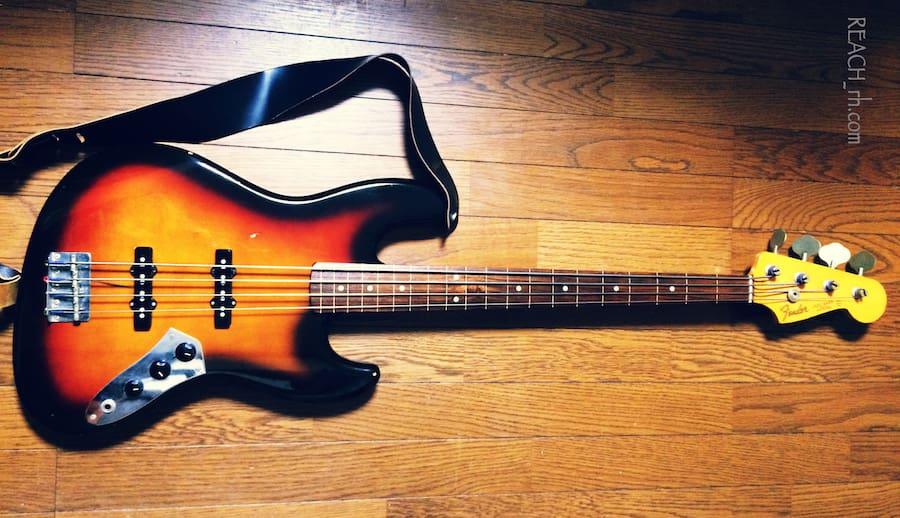 Fender Jazz Bass FL 全容2