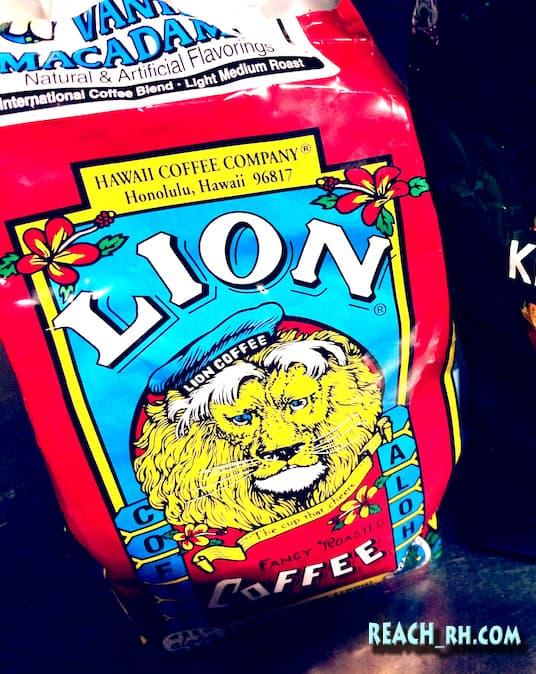 ライオンコーヒー_