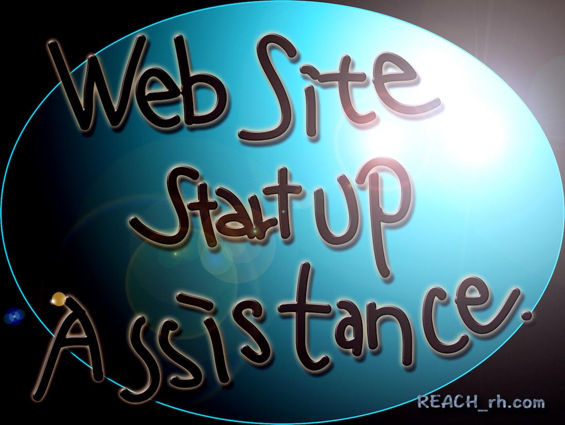 web-site-start-up