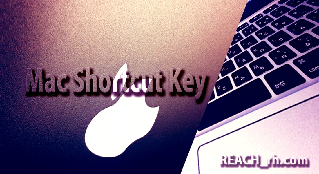 mac shortcut key