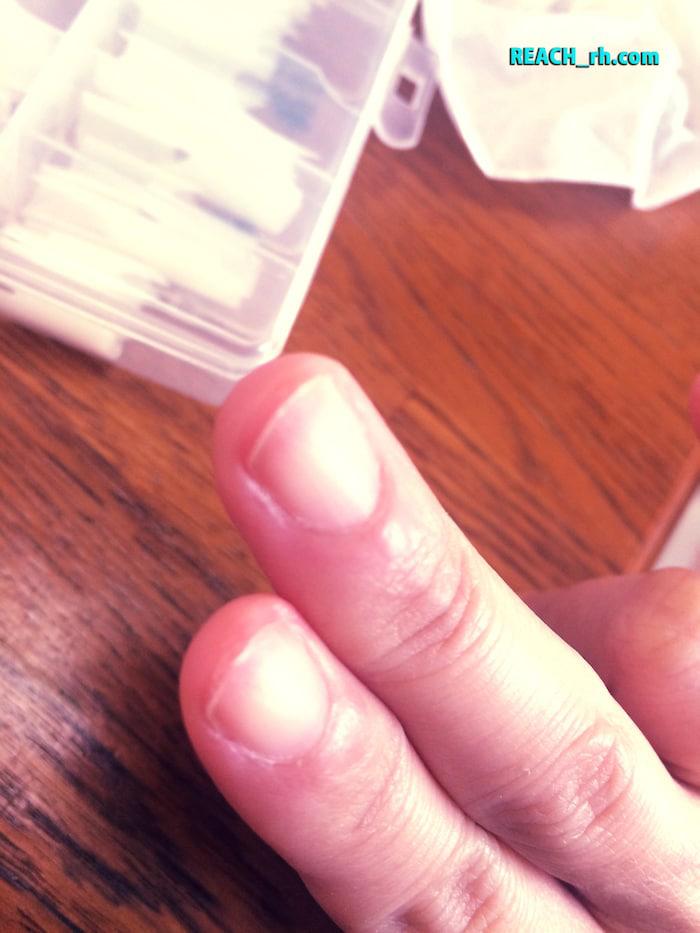 nail before_01