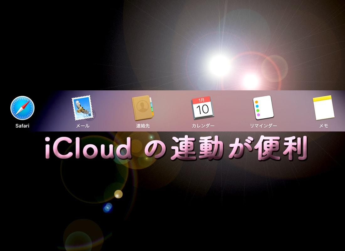 iCloud Sync_