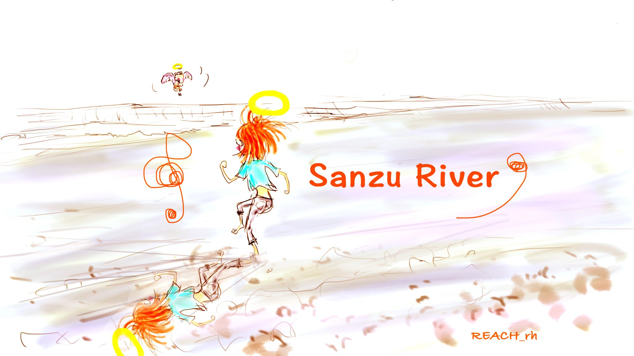 Sanzu River