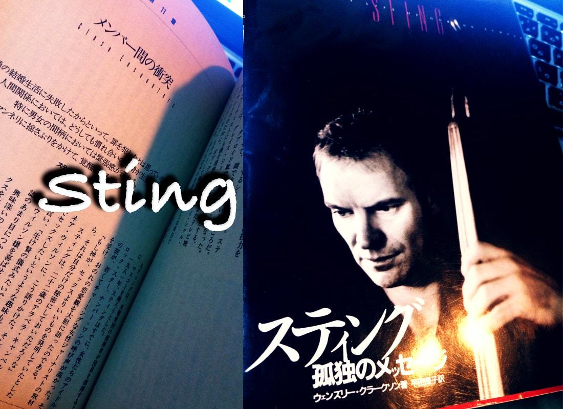 Sting 孤独のメッセージ