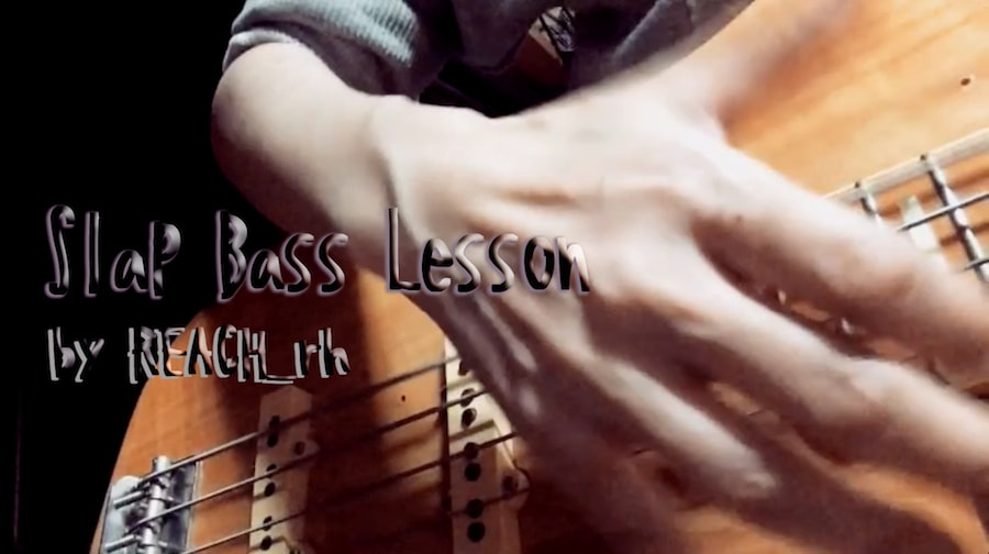 Slap Bass 画像