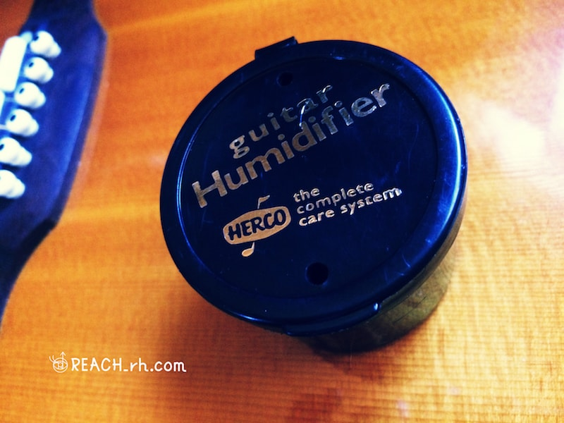 guiter humidifier