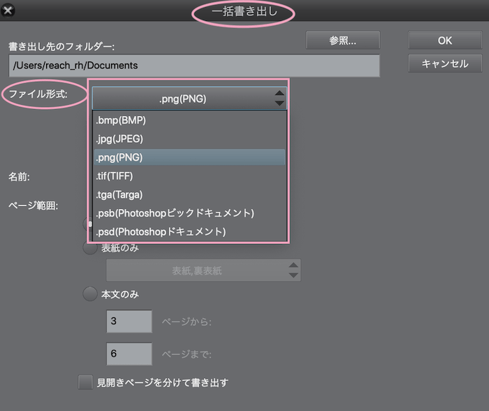 04_一括書き出しファイル形式