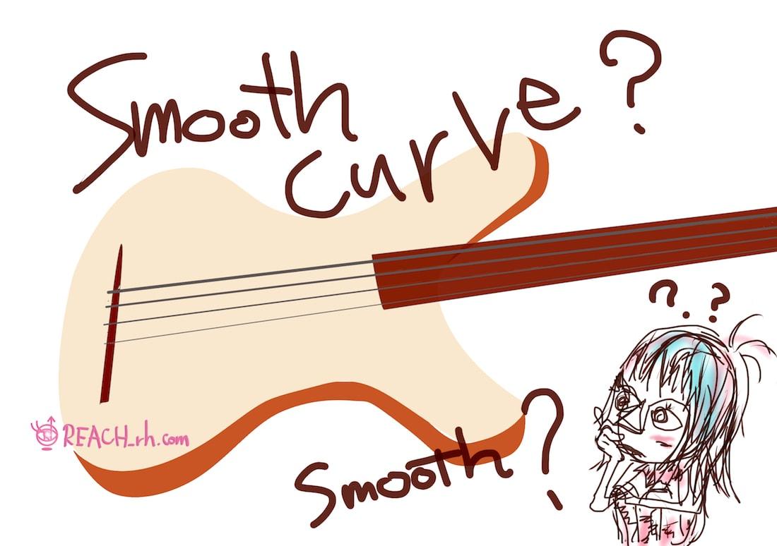 クリスタで直線・曲線を描く