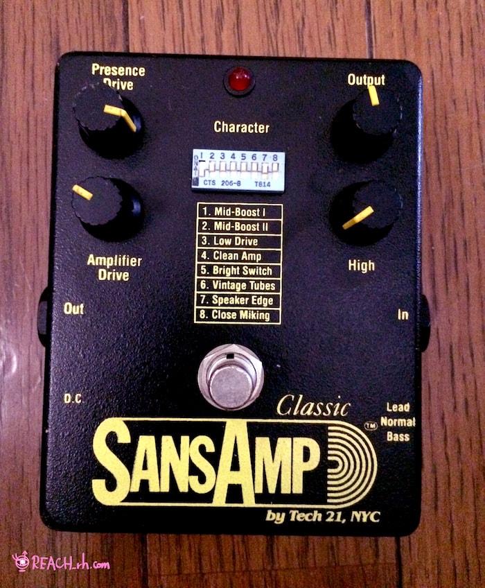 SansAmpClassic