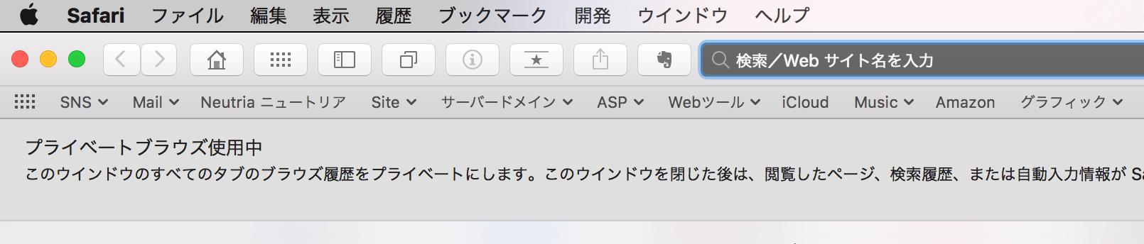Safari_プライベイトブラウズ_2