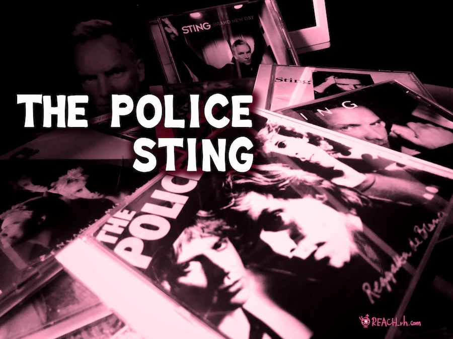 THE POLICE-STING