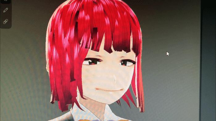 3Dキャラ