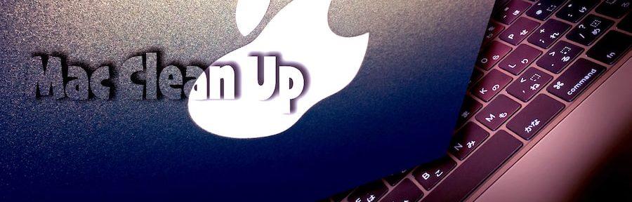 Mac クリーンナップ