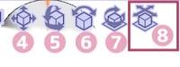 オブジェクトアングル8