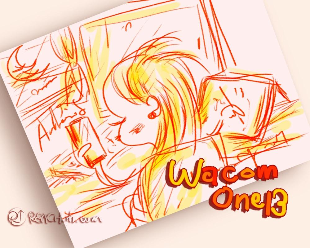 Wacom One13 違い 特徴